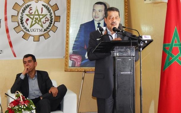 في المؤتمر الوطني الثامن للنقابة الوطنية لمهني سيارات الأجرة