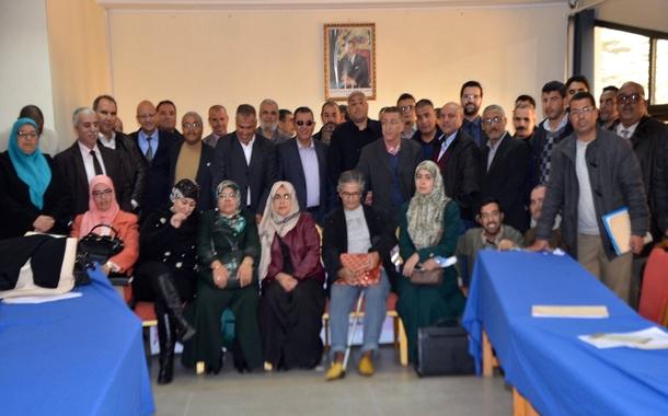 في اجتماع المكتب الوطني لقطاع الماء.. إشادة قوية بتصدر الانتخابات المهنية..