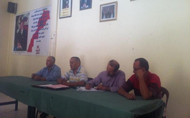 اجتماع موسع مع مناضلات ومناضلي الجامعة الحرة للتعليم بإقليم الحوز