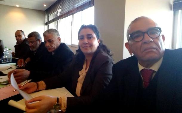 الاتحاد العام يشارك في تدريب الأطر المعنية بمعايير العمل العربية