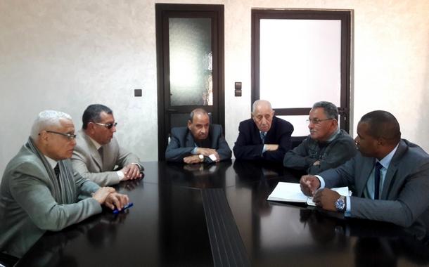 انعقاد دورة المجلس العام للاتحاد العام للشغالين بالمغرب الجمعة 31 مارس 2017