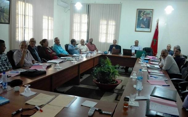 دورة تكوينية لمناضلي الجامعة الوطنية للفلاحة بمكناس