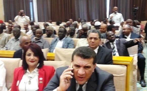"""محمد المنصوري يمثل الاتحاد العام في الندوة القومية حول """"آليات الموائمة بين مخرجات التعليم والتدريب التقني.."""""""