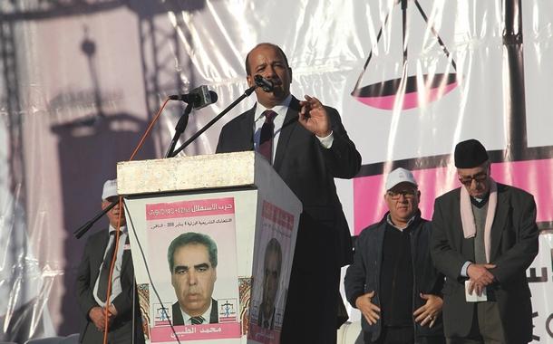 زايو تحتضن مهرجانا خطابيا حاشدا لدعم مرشح الميزان بدائرة الناظور