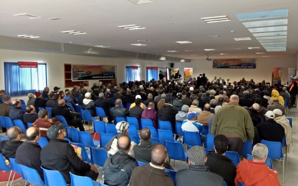 البيان الختامي للمؤتمر الاستثنائي لنقابة مهنيي سيارات الأجرة بالمغرب
