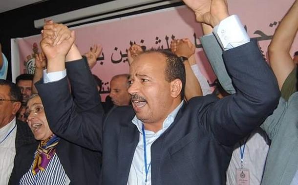 زعيم الإتحاد العام للشغالين بالمغرب يهدد حكومة العثماني بالعصيان