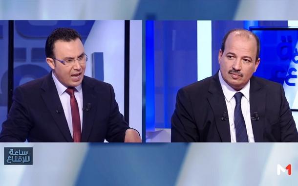 """الأخ النعم ميارة في ضيافة برنامج """"ساعة للإقناع"""" على قناة """"ميدي1 تيفي"""""""