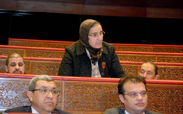 الأخت خديجة الزومي: وضعية الأساتذة سجناء الزنزانة 9 عنوان كبير لأزمة المنظومة التعليمية