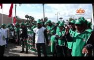 ربورطاج : احتفال الاتحاد العام بفاتح ماي 2018 بالعاصمة الرباط