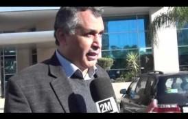 وقفة احتجاجية لنقابة موظفي الصندوق المغربي للتقاعد