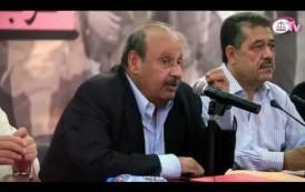 الأخ محمد كافي شراط في الدورة العادية للمجلس العام