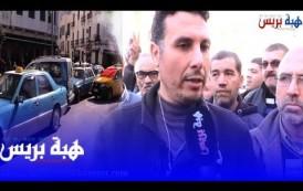 إضراب سيارات الأجرة بتطوان احتجاجا على الزيادات المتتالية لثمن الوقود