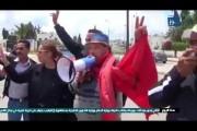 وقفة احتجاجية أمام جماعة فاس بتأطير من المكتب الإقليمي للاتحاد العام