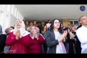 وقفة احتجاجية لمستخدمي مكتب الحبوب والقطاني – الجامعة الوطنية للفلاحة