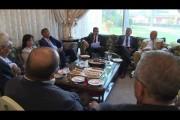 لقاء النقابات مع رئبس الحكومة بحضور الأخ النعم ميارة