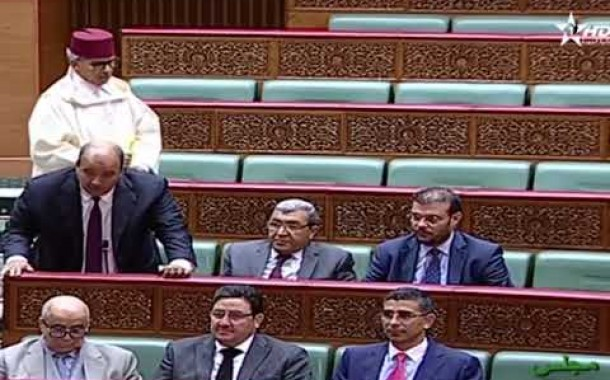 الكاتب العام يسائل رئيس الحكومة حول انجازاتها في مجال حقوق الإنسان