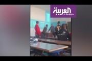 تغطية قناة العربية لاحتجاج الأسرة التعليمية وإضراب 8-9 نونبر 2017