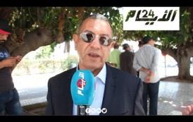 محمد لعبيد يتحدث عن إفراغ مقر الاتحاد العام للشغالين بالمغرب