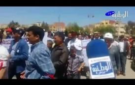 الشغيلة العمالية بمريرت تهاجم الحكومة في عيدها الأممي