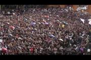 مسيرة حاشدة للنقابات التعليمية