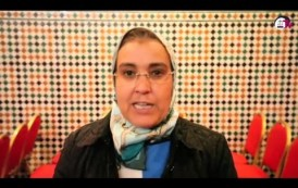 خديجة الزومي: إذا لم تستجب الحكومة لمطالب الطبقة العاملة سنلجئ للتحكيم الملكي