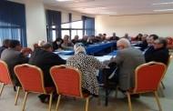 اجتماع المكتب التنفيذي للاتحاد العام للشغالين بالمغرب 09-04-2015