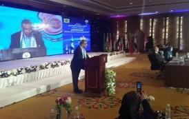 كلمة الوفد العمالي المغربي بالدورة الثانية والأربعين لمؤتمر العمل العربي – فيديو