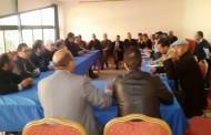 في الاجتماع الدوري للمكتب التنفيذي للجامعة الوطنية للتخطيط