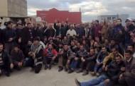 """الأخ محمد لعبيد يترأس تجمعا لمستخدمي الشركة المنجمية """"س.م.ت"""" و""""كولد مين"""" بمريرت"""