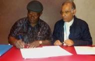 """كوب 22 : توقيع اتفاقية تعاون بين """"إ.ع.ش.م"""" والكونفدرالية العامة للشغالين بالبنين"""