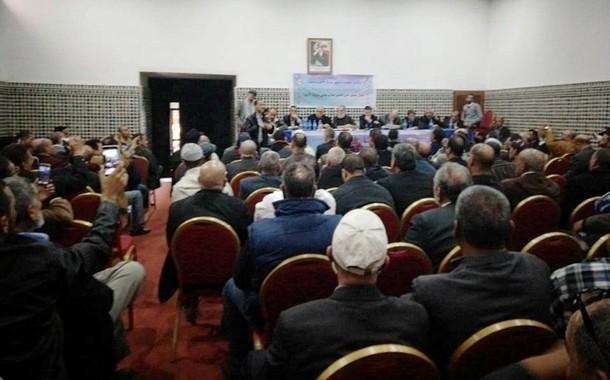 المجلس الإداري للنقابة الوطنية لمهنيي سيارات الأجرة بالمغرب في دورته الثانية