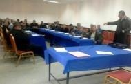 اجتماع تأطيري وتحضيري للجامعة الوطنية لموظفي التعليم العالي والأحياء الجامعية