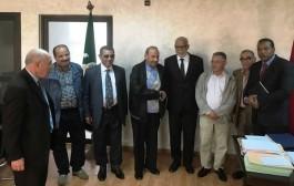 وزير الشغل والإدماج المهني يلتقي شركاء الحكومة الاجتماعيين والاقتصاديين بمقراتهم