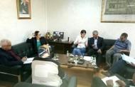 وفد من المكتب الدولي للشغل في زيارة للاتحاد العام للشغالين بالمغرب