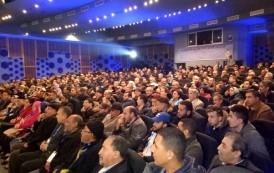 تغطية الأولى للمؤتمر الإقليمي إ.ع.ش.م بأنفا الفداء مرس السلطان
