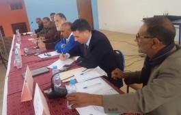 لقاء تواصلي بمدينة طانطان لنقابات سيارة الأجرة بأربعة جهات