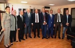 النعم ميارة يعقد لقاءا هاما مع الأمين العام لجبهة القوى الديمقراطية والحوار الاجتماعي على رأس جدول الأعمال