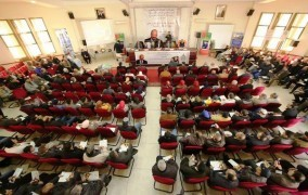 الأخ الكاتب العام يترأس المؤتمر الإقليمي السادس عشر بوجدة