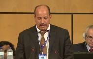 في مداخلة الأخ النعم ميارة باسم الوفد العمالي المغربي في الجلسة العامة لمؤتمر العمل الدولي بجنيف