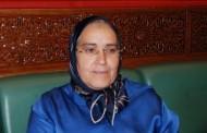 الأخت الزومي: تحقيق العدالة الصحية رهين بتحسين وضعية الموارد البشرية