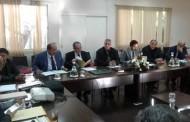 مشاركة الأخ الكاتب العام النعم ميارة في اجتماع مجلس المنافسة