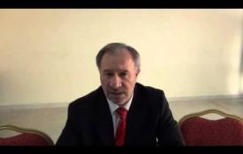 كلمة نائب رئيس نقابة حق إيش التركية قطاع البلديات