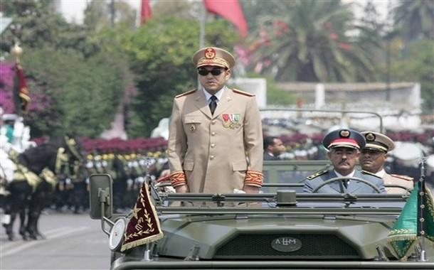 تهنئة بمناسبة الذكرى 64 على تأسيس القوات المسلحة الملكية